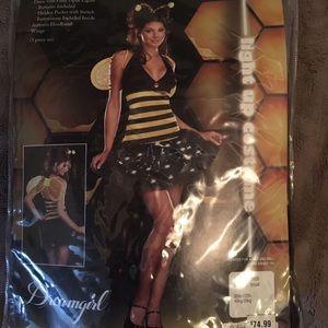 Light up bee Halloween costume
